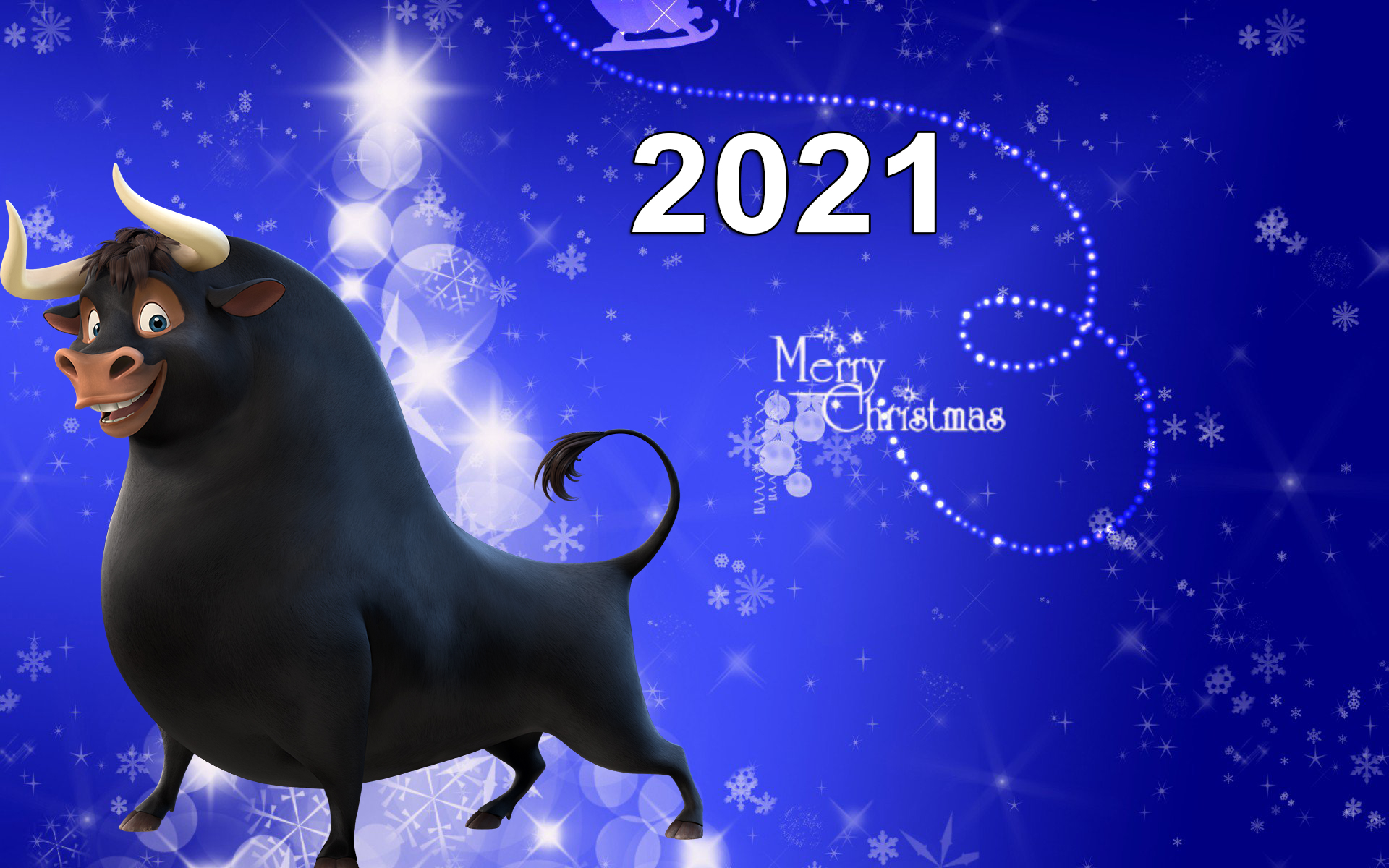 Бык 2021