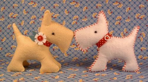 Собачка сувенир своими руками 96