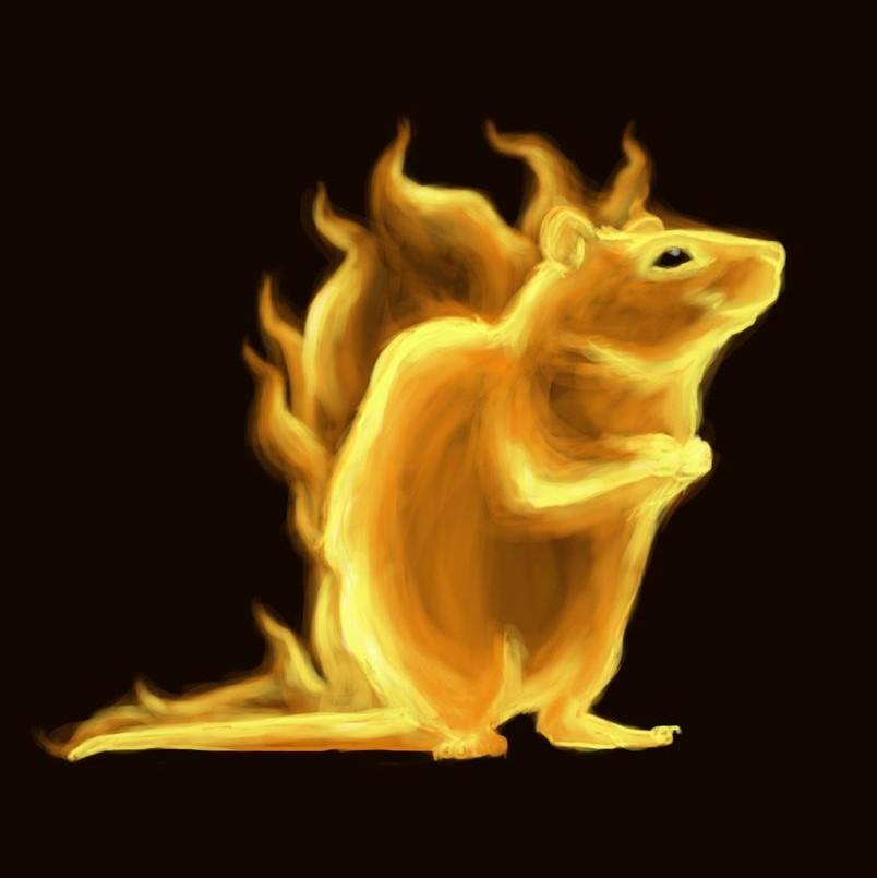 огненная крыса