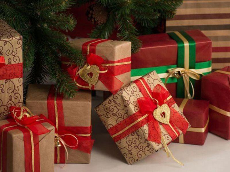 Новый год 2020 подарки