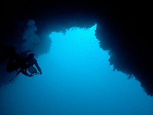 Голубая дыра Дахаб