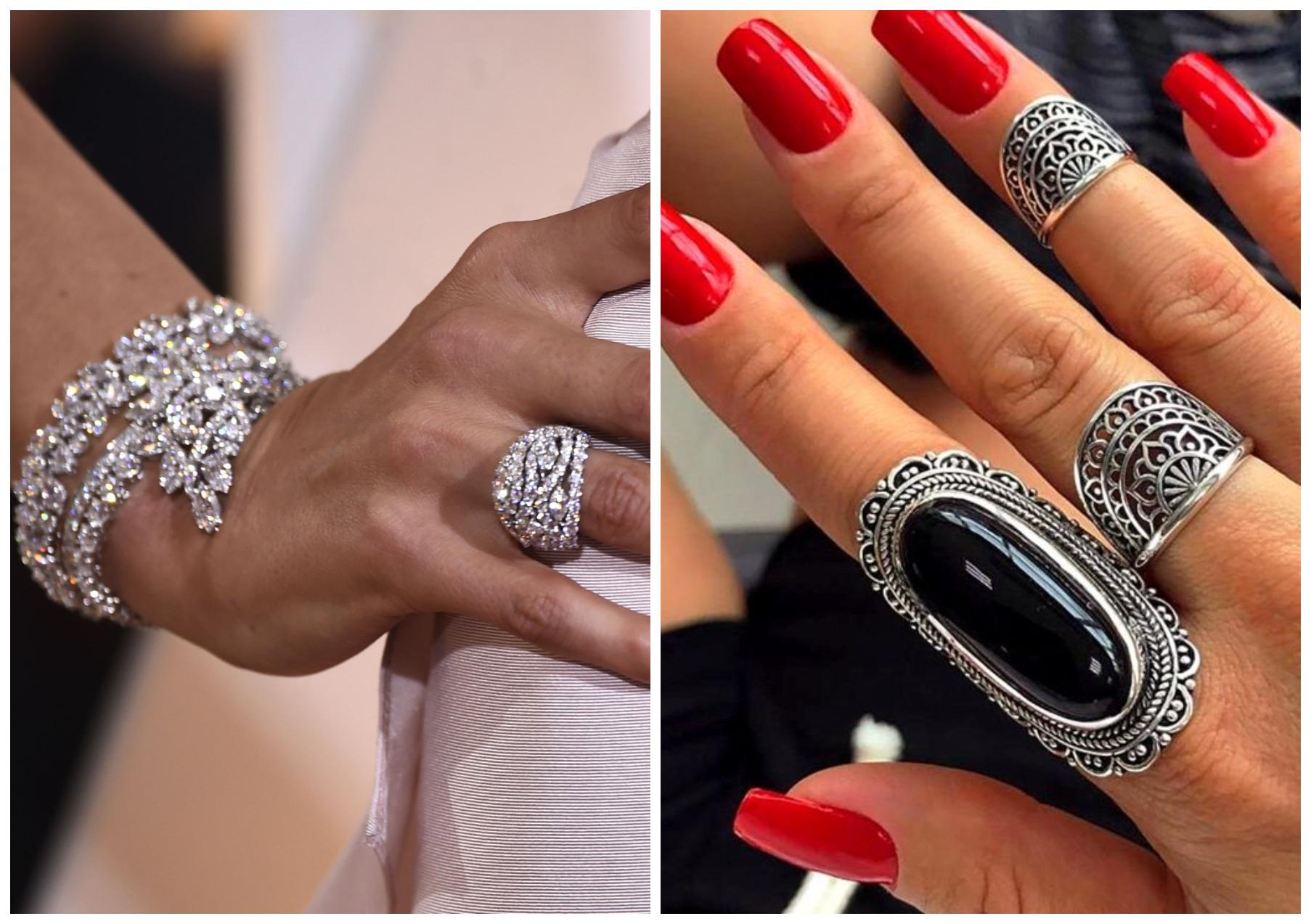 Модные в 2020 году кольца