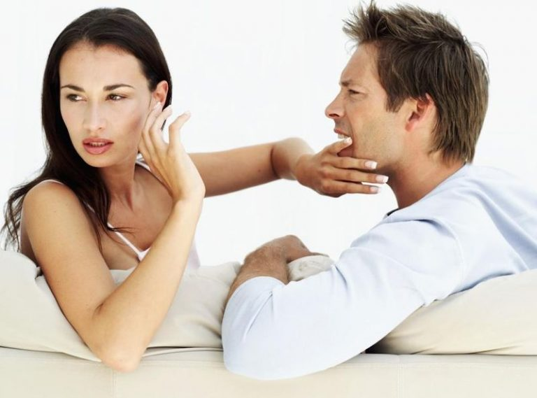 Сексуальные конфликты возникают из-за обид