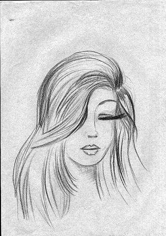 рисунки простым карандашом картинки лёгкие