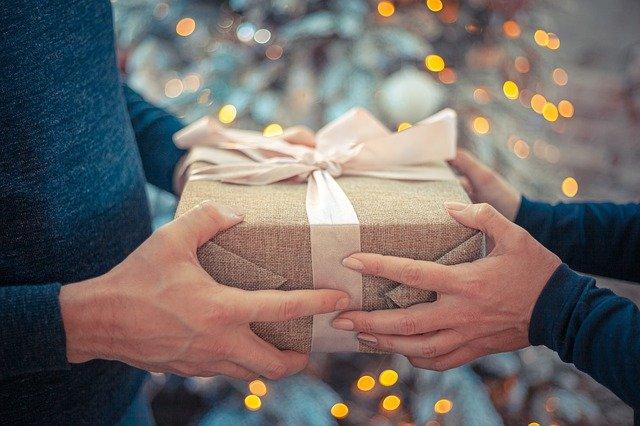 Подарок на новый год влюбленным