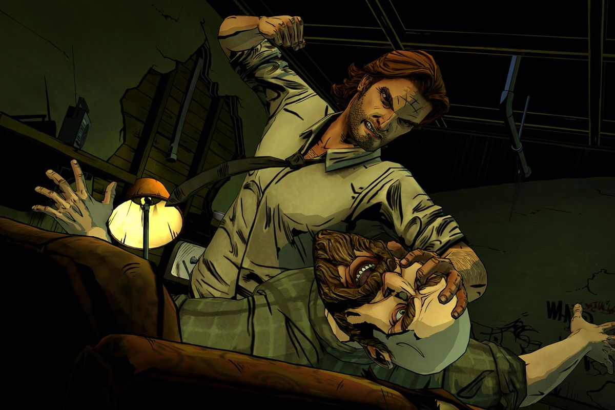 Игра The Wolf Among Us