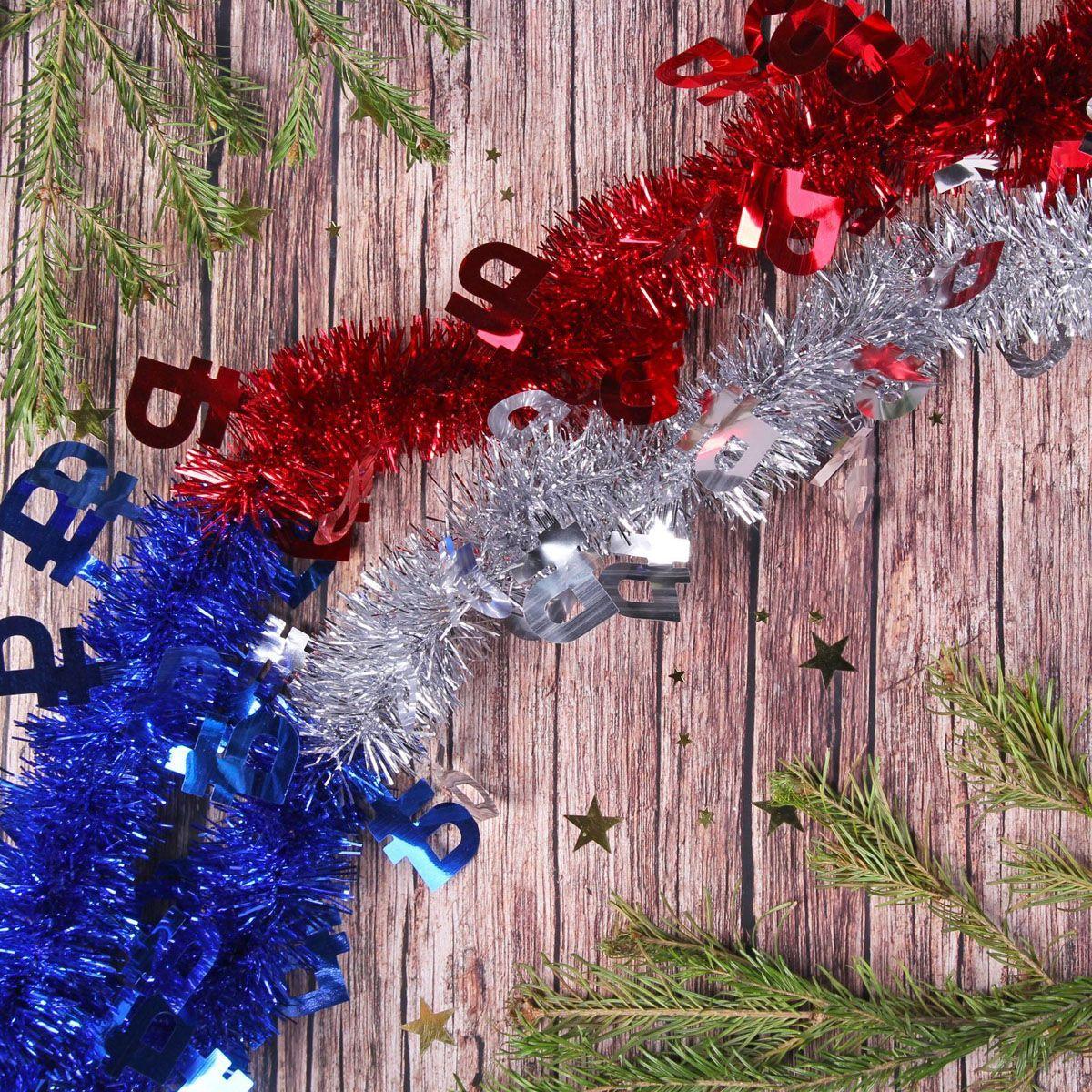 Красивые новогодние украшения