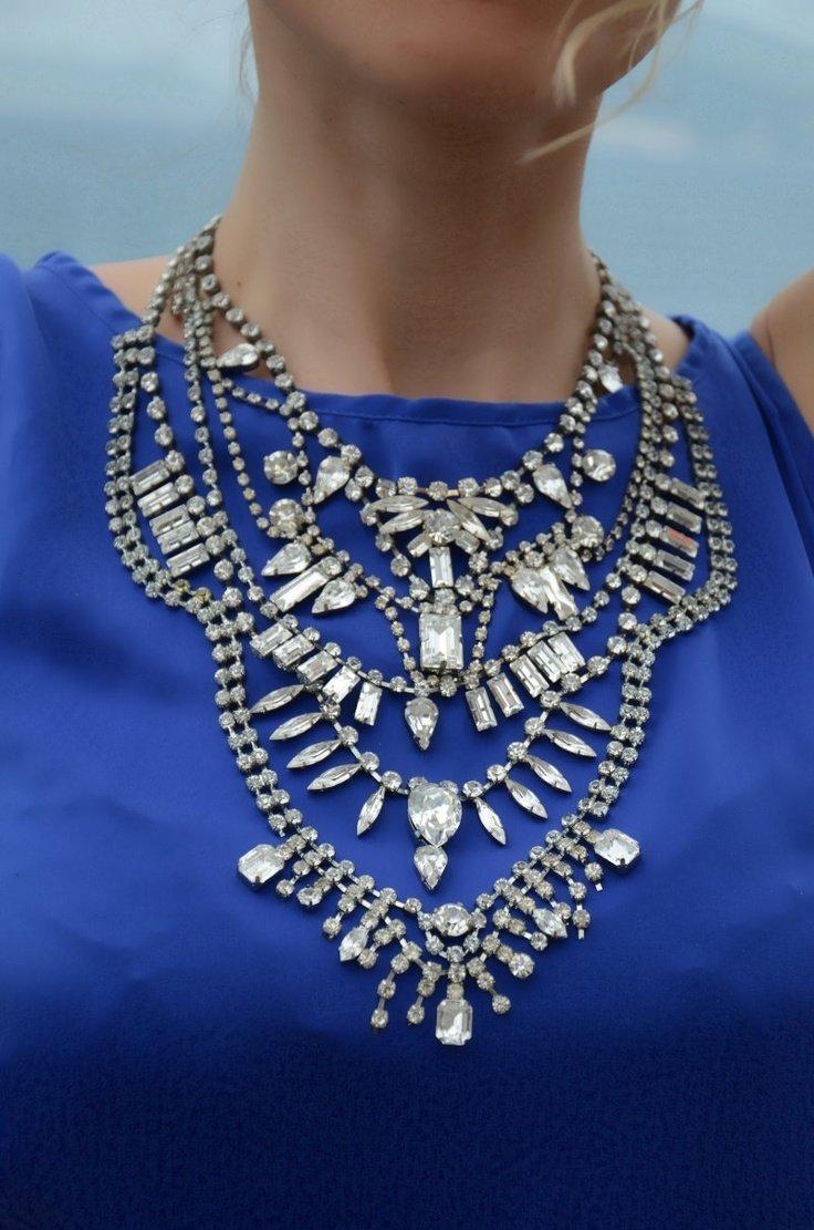 Модные в 2020 году украшения на шею