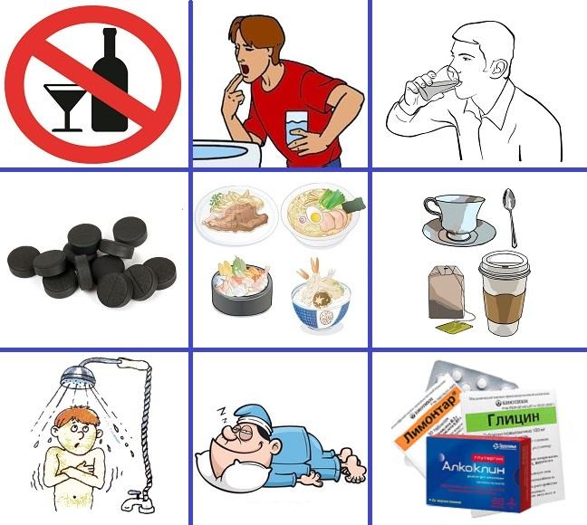 Быстро вывести алкоголь из организма