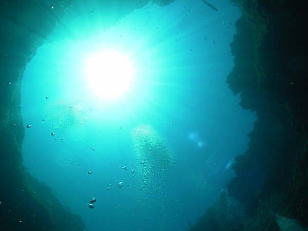 Что такое голубая дыра? Ответ вас очень удивит